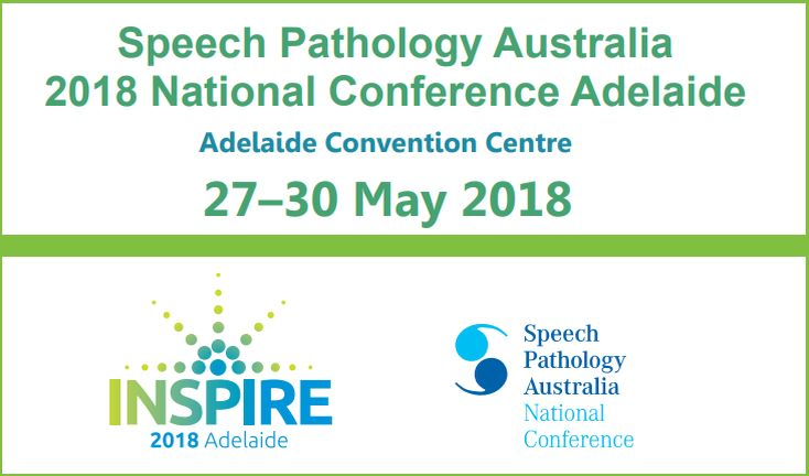 Speech Pathology Australia's 2018 INSPIRE National Conference