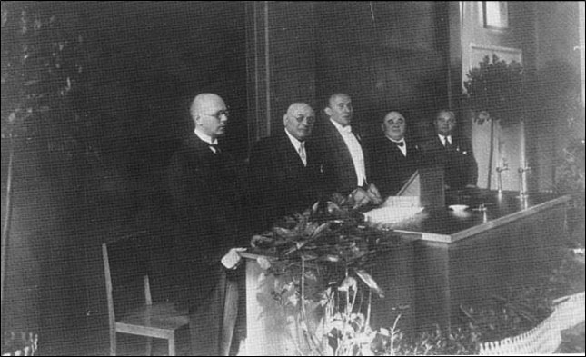 IV Congress of IALPThe Association Expands in Europe,Prague, 1930